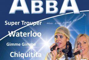 15. März – ABBA Supertrouper