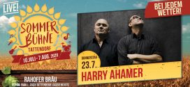 Do. 23. Juli – Harry Ahamer Acoustic Duo