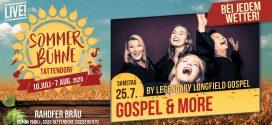 Sa. 25. Juli – Longfield Gospel feat. Gospel&More
