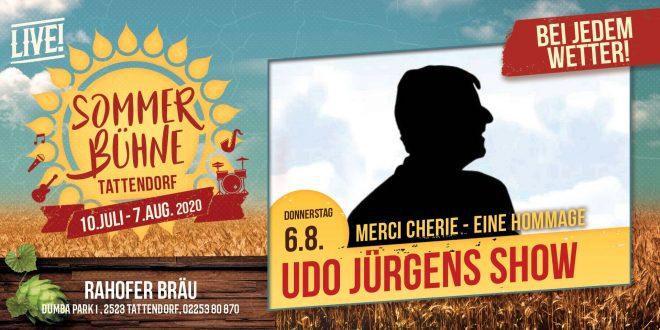 Do. 6. Aug. – Udo Jürgens Show