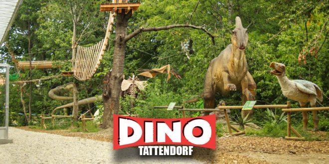 DINO PARK – 35 lebensgroße Dinosaurier